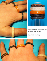 Kvothe's Rings - first hand by DelusionsOfHolbert
