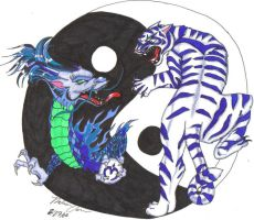 Ying and Yang by TwitchyDingo