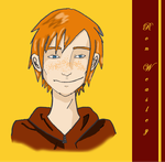 Ron Weasley by chipped-nails