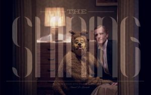The Shining (Wallpaper) by JohnnyMex