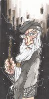 DUMBLEDORE by leagueof1