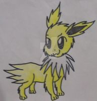 .:Jolteon:. by SkyFormToad