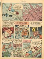 Mary Marvel Underwater DID 3 by Barricade379