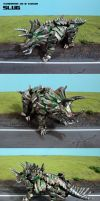 Age of Extinction Dinobot Slug by Unicron9