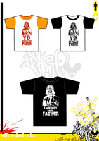 ::KILL YOUR...T-SHIRTS_Vol.2:: by Chiko190