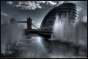london - impression by haq