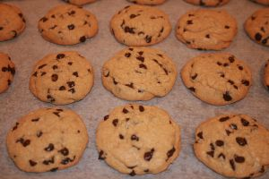 chocolate chip cookies by snaplilly