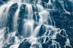 Ice Forest Waterfall by somadjinn