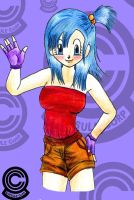 Bulma by omgOVER9000