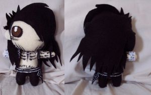 Ashley Purdy Plush Doll by TatsuoMizushima