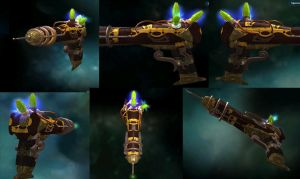 Spore Creation:The Thunderizer by Existent-effigy