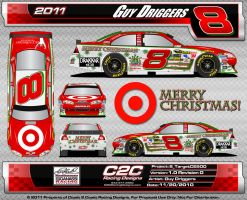 Target Christmas Eve Special by Driggers