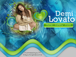 +Demi Lovato (Header) by DidYouForgetAboutMe