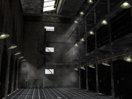 Cook County Jail by gpdesigner