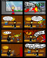 RG Comic: Kitty Play by Snowbacon
