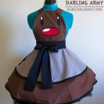 Diglett Pokemon Gijinka Cosplay Pinafore by DarlingArmy