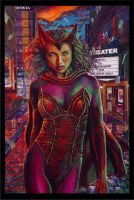 Scarlet Witch by blairsmith