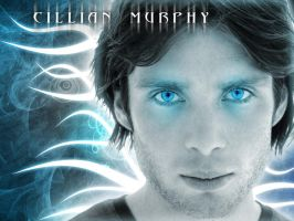 Cillian Murphy by Vectortrance