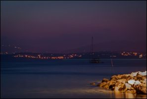 Mediterranean summer night by LiveInPix