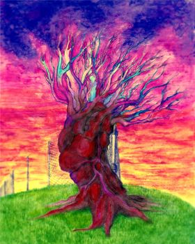 Heart Tree Complete by Flesh-ofthe-city