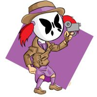 Rorschick by Raph13th
