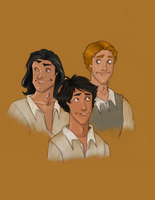 The Marauder Boys by ericka594