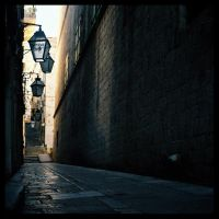 Streets of Dubrovnik by mikeb79