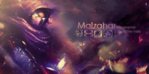 Malzahar, the Prophet of the Void by Meliaduel