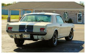 1965 Ford Mustang by TheMan268