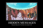 Hidden Messages by Heart-in-the-Deck