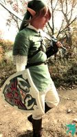 The Spirit of the Hero - Legend of Zelda Cosplay by dtsikorski