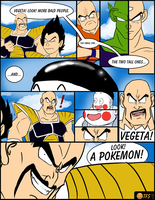 TFS: DBZA__Pokemon by WithoutName