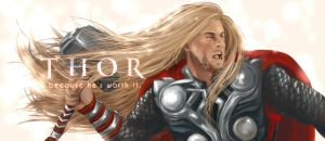 Thor by st00pz