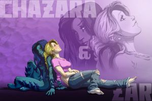 Chazara + Zar by FooRay