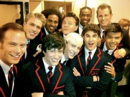The Warblers by SlytherdorGirl