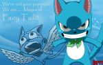 Happy's quote~Fairy Tail by evitacarla