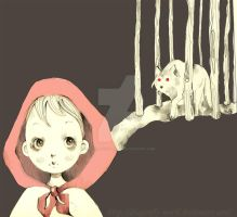 Little Red Riding Hood by dragonfly-world