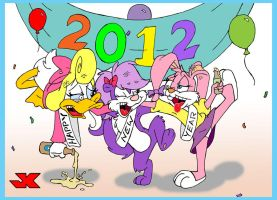 New year 2012 by Hyperkick