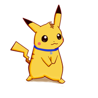 My Pikachu by DkLeviathan