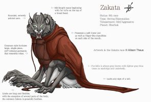 Zakata Reference Sheet by beastofoblivion