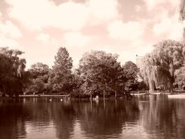 sepia park by lil-miss-mousey