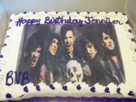 BVB Cake pic I by A7XFan666