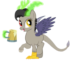 Eda Prancing with Cider by Owl-Parchment