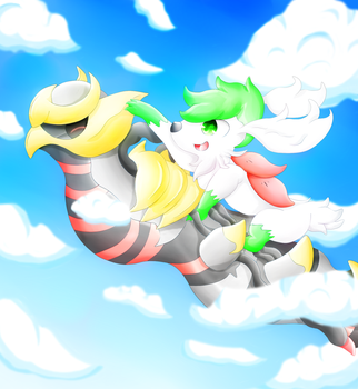 Flying High by lavaquil