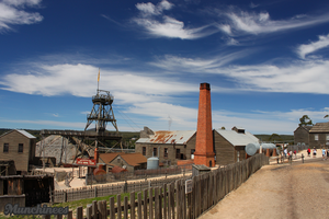 At Sovereign Hill 5 by munchinees