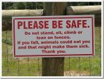Funny Sign 4 by LostRites