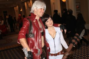Katsucon 2014 - Devil May Cry Photoshoot 45 by VideoGameStupid