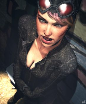 Catwoman 9 by Rescraft