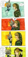 Zelda TP - Poor excuse by HikariMichi