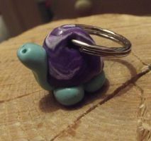 Tortoise keyring 1 by MeticulousBlue